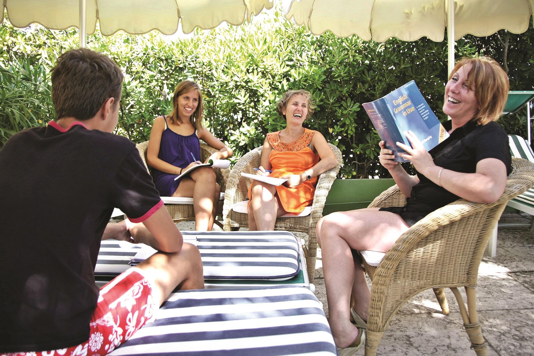 La vacanza studio d\'inglese in Italia: full immersion in riva al ...